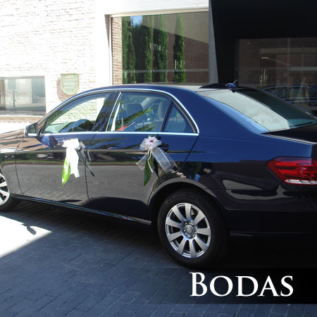 coches con conductor madrid