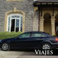 coches con conductor para viajes en madrid
